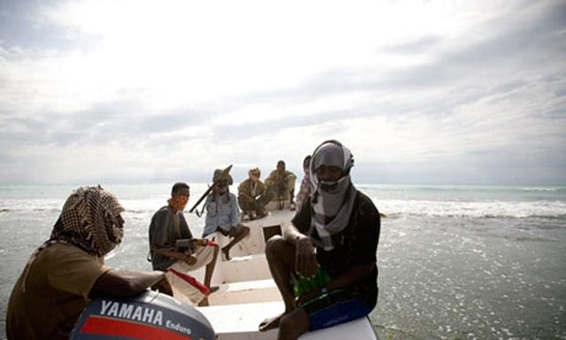 Piracy Resurges in Southeast Asia's Crowded Sea Lanes