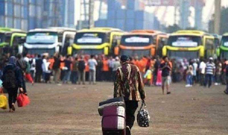 Indonesia Bans Exodus for Eid