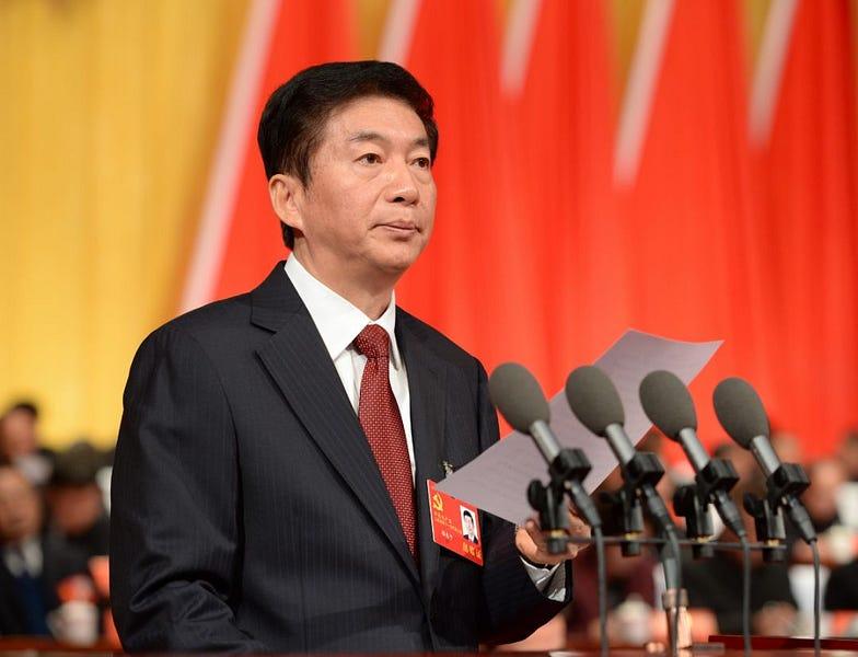 China Shows its Fist in Hong Kong