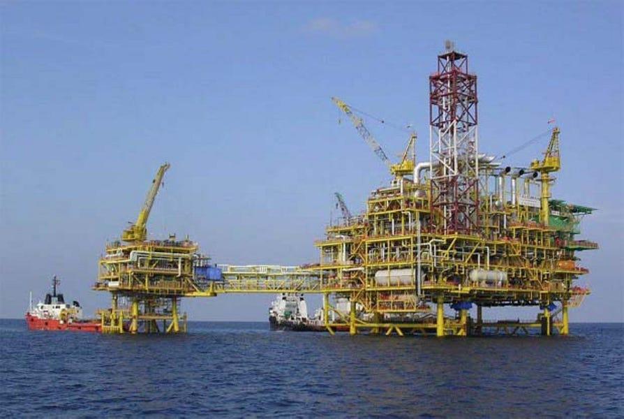 Petronas: Malaysia's Ailing Financial Lifeline