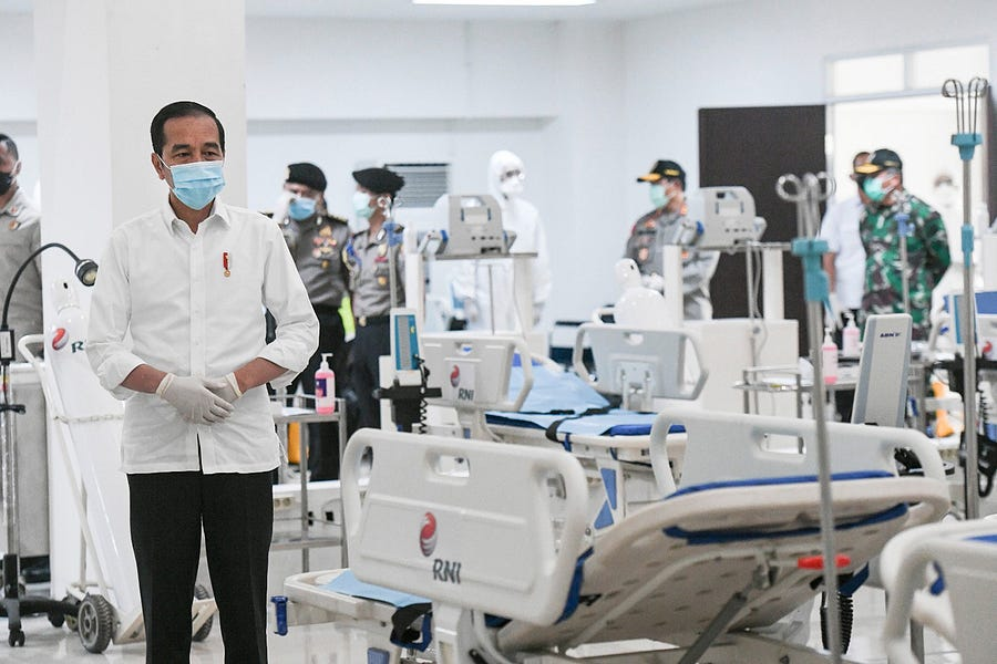 Indonesia Tries an Herbal Remedy for Covid-19
