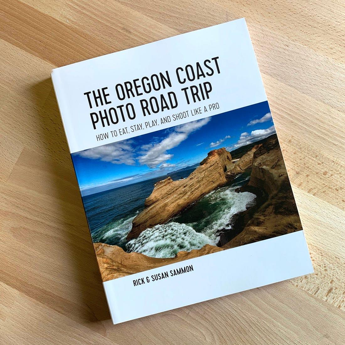 Book review: Oregon Photo Tour