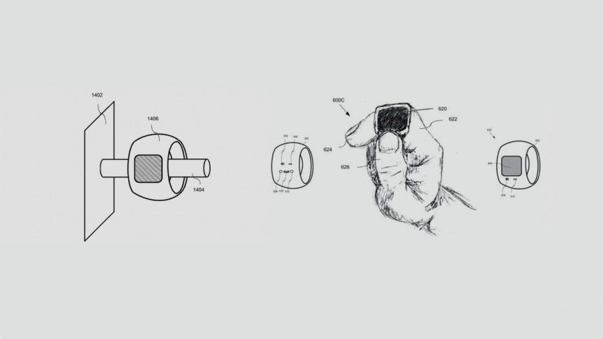 Apple smart ring could bring smartwatch features to your finger