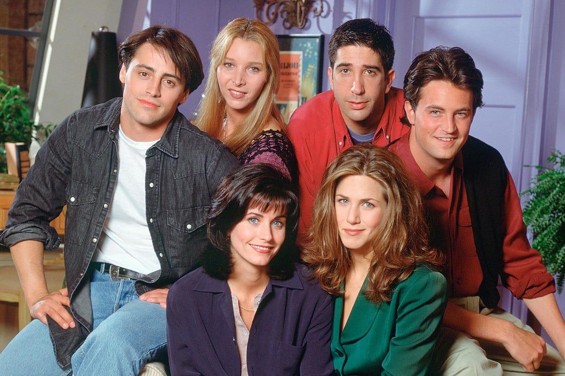 <em>Friends</em>