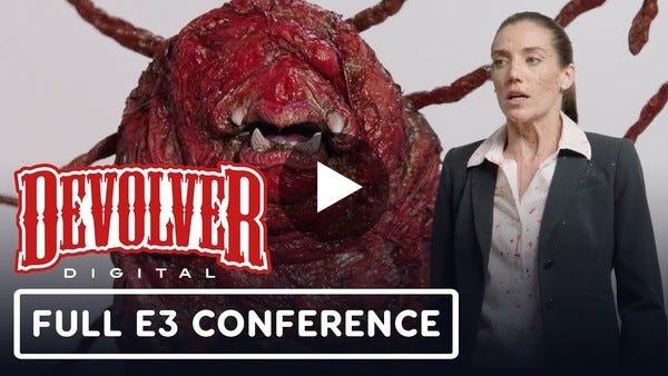 Årets E3-pressekonference fra Devolver Digital