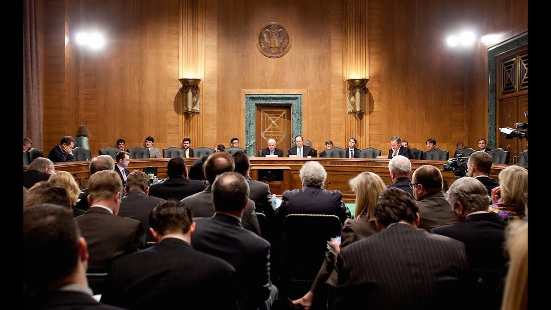 Image result for senate banking committee