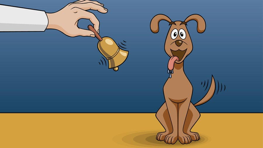 Classical conditioning and Pavlov's dog experiment | FOS ...