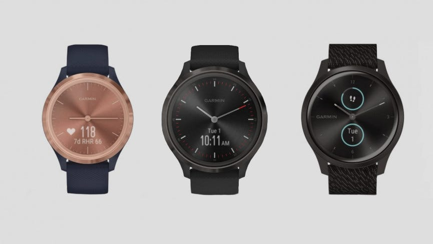 Garmin Vivoactive 4 leaks with five other models ahead of IFA