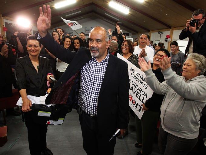 Māori  Party co-leader Te Ururoa Flavell. Photo: Getty