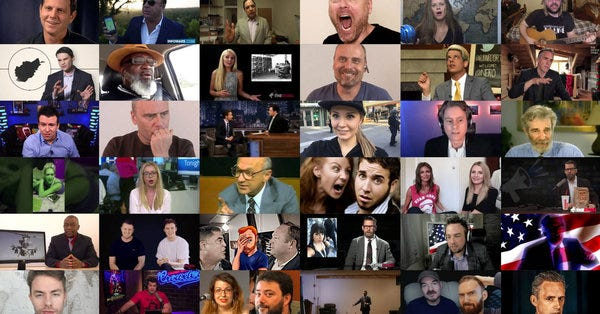 Sådan radikaliseres unge mænd på YouTube