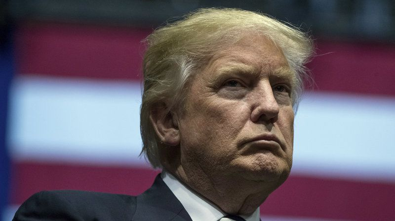 Image result for Trump threats democracy