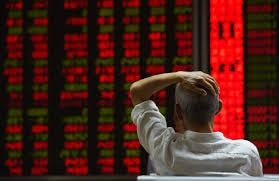 Bilderesultat for stocks down