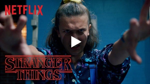Stranger Things (sæson 3) | 4. juli | Netflix