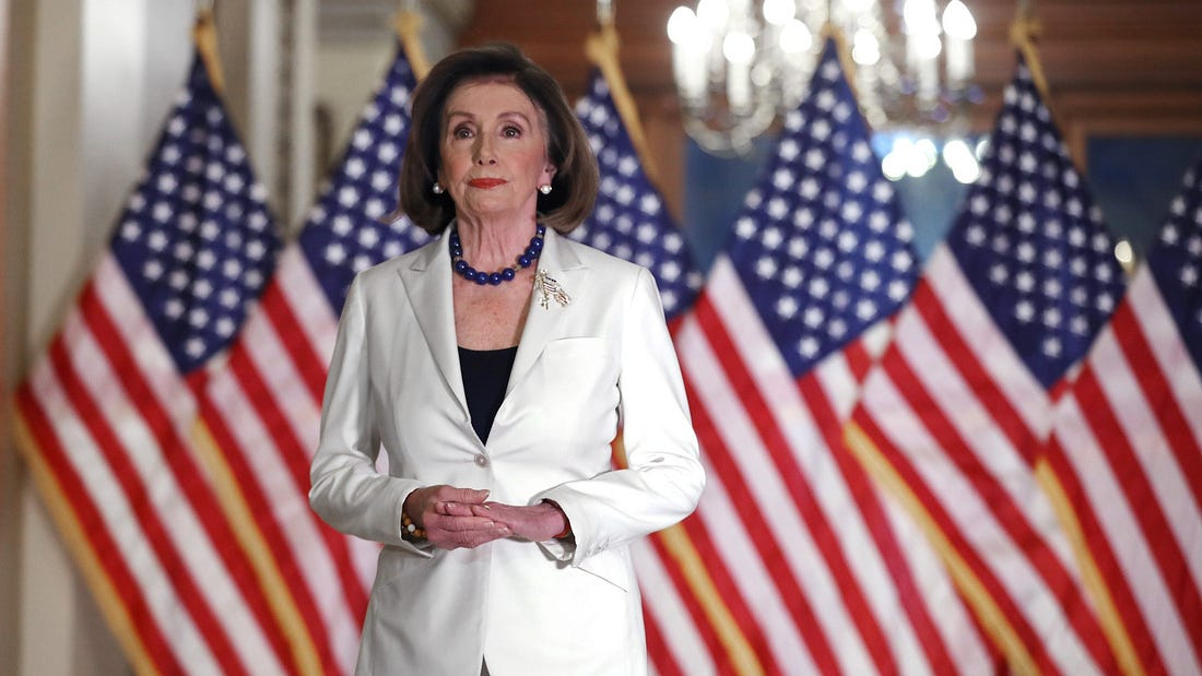 Image result for nancy pelosi articles of impeachment