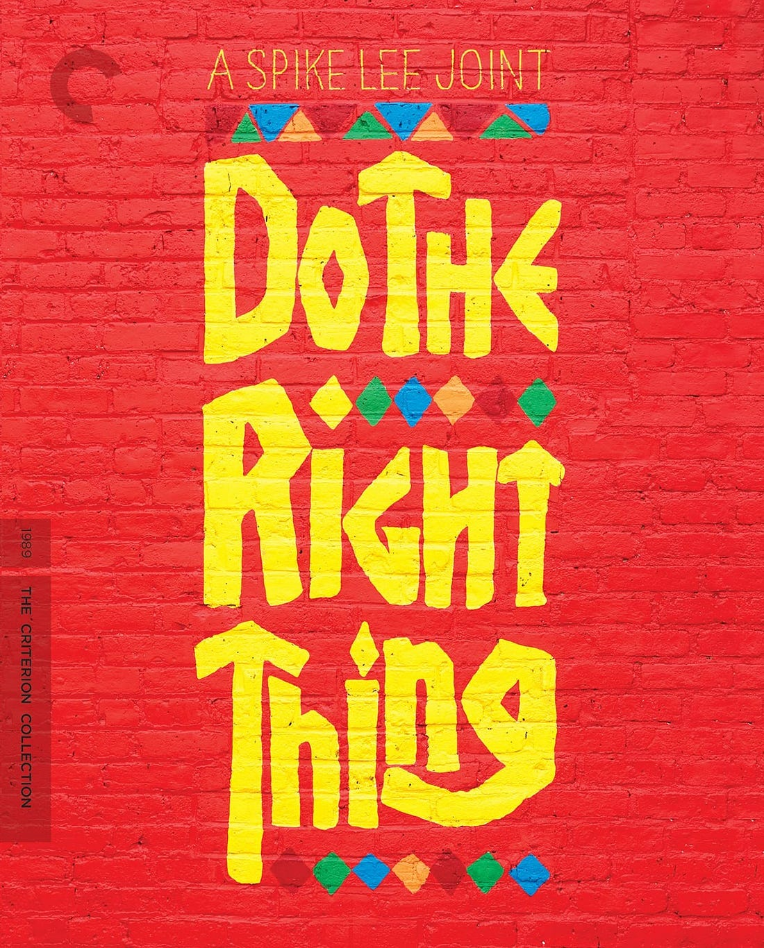 Image result for do the right thing criterion artwork