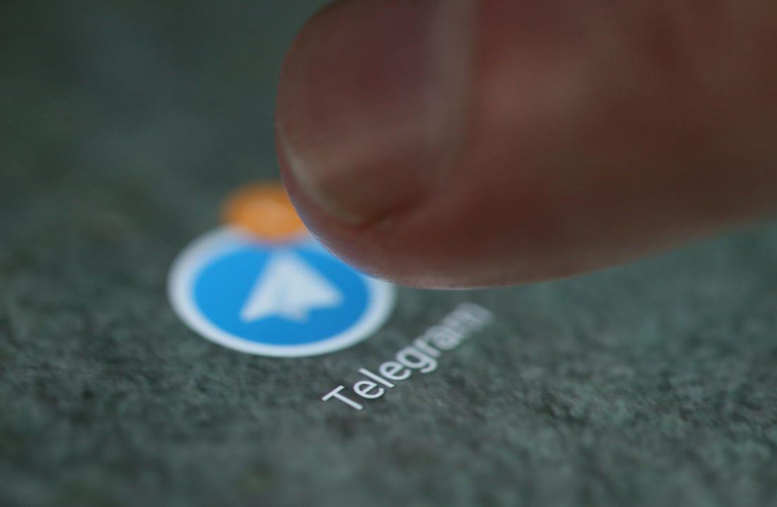 Image result for telegram cryptocurrency