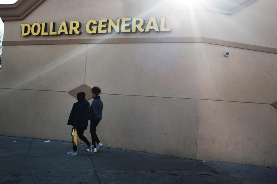 Image result for dollar general black low income