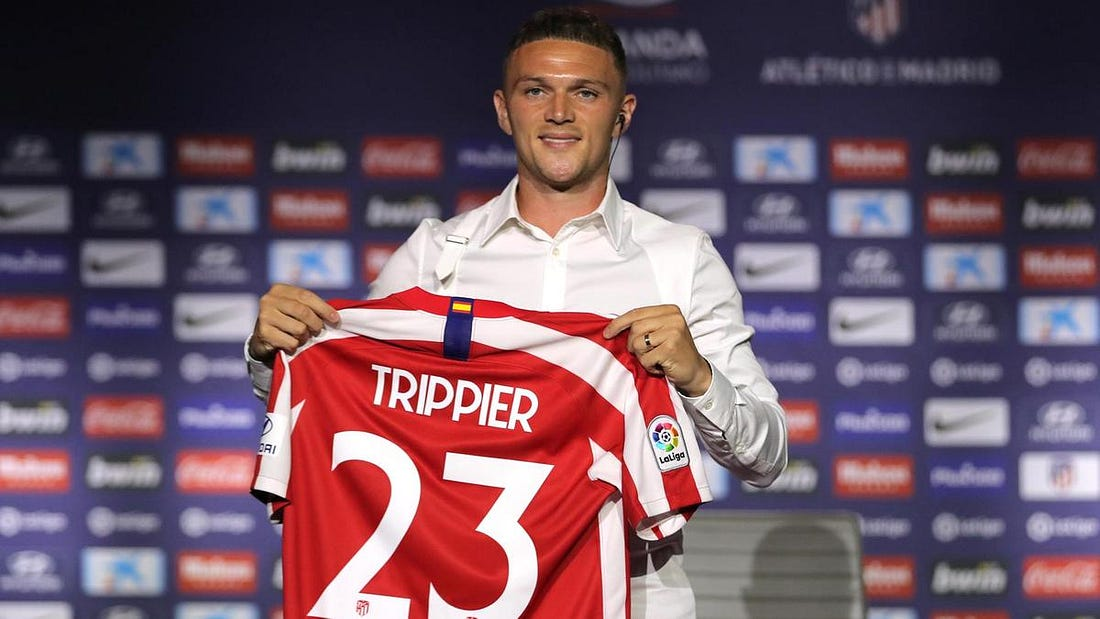 Image result for trippier atletico