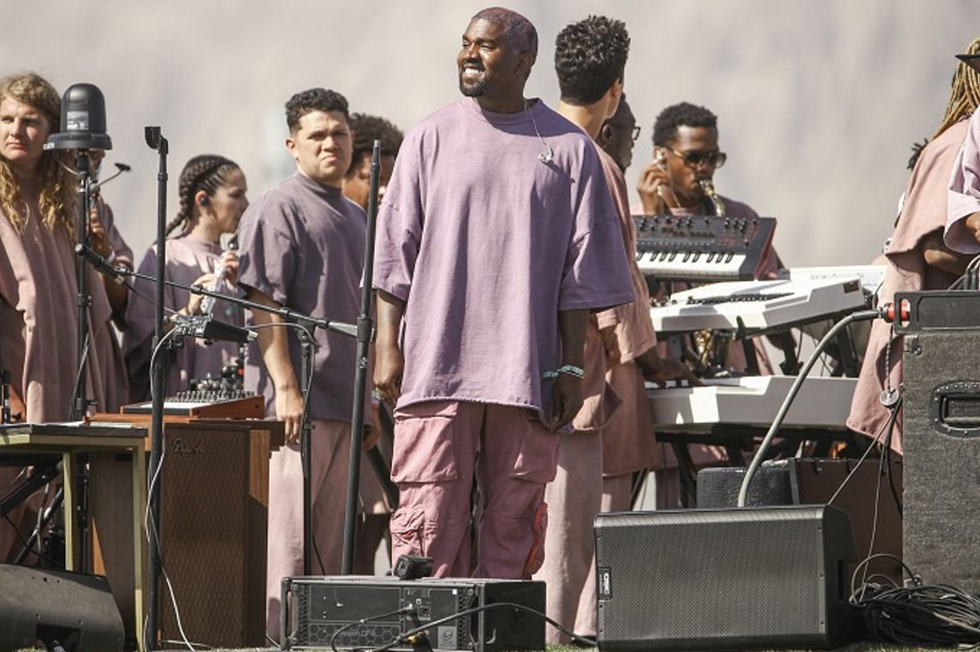 Kanye aka Yeezus Trademarks Sunday Service, …