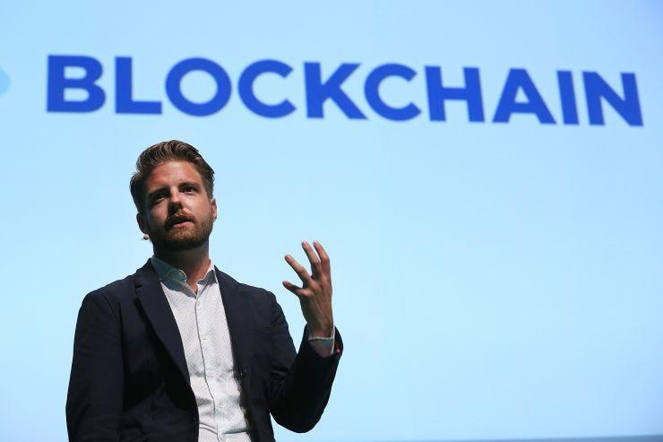 GP: Blockchain CEO Peter Smith 190729
