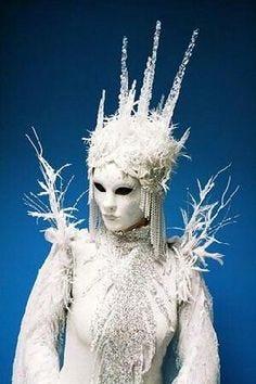 Image result for snow queen alien