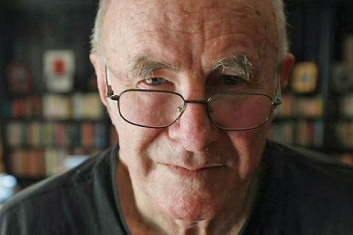 Clive James awarded Australia Day medal
