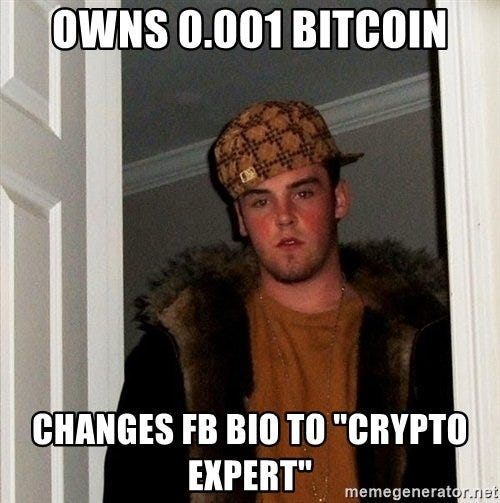 Image result for crypto meme