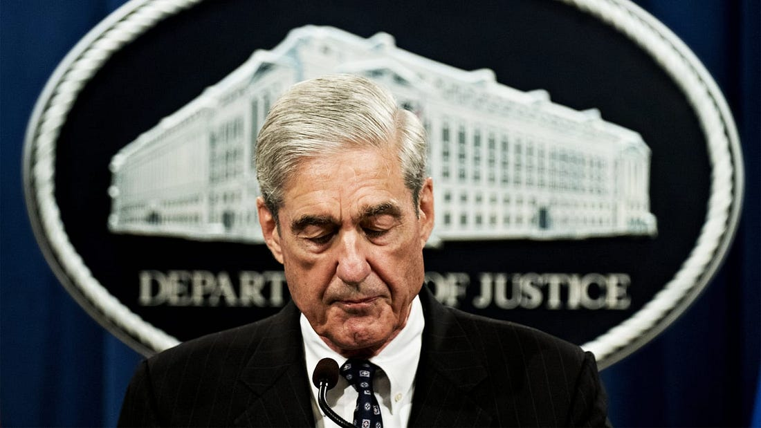 Image result for mueller press conference