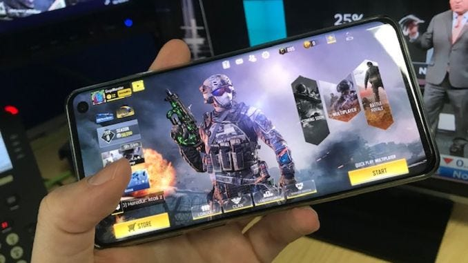 CNBC: Call of Duty Mobile
