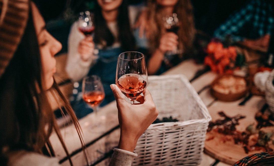 Alcohol Disruption, Walmart Merchandising Re…