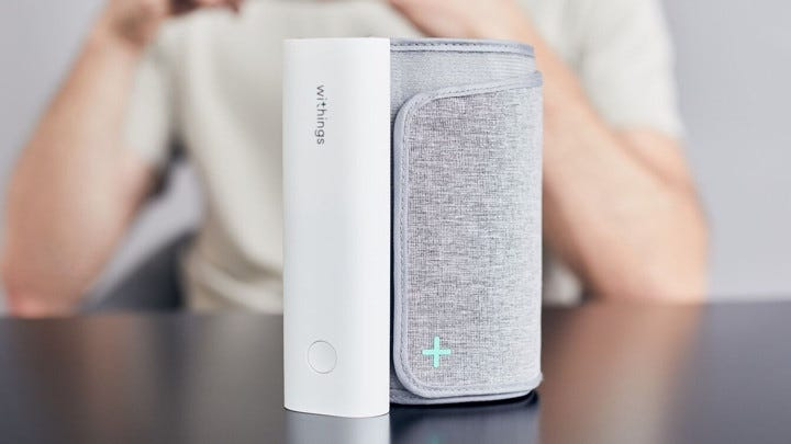 Withings BPM Core smart is ready to cut down those visits to the doctors