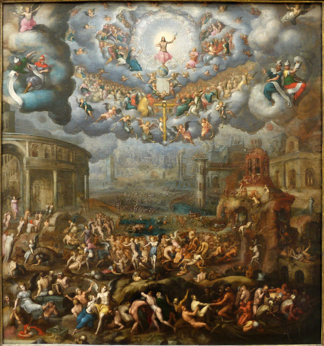 Image result for last judgment cousin