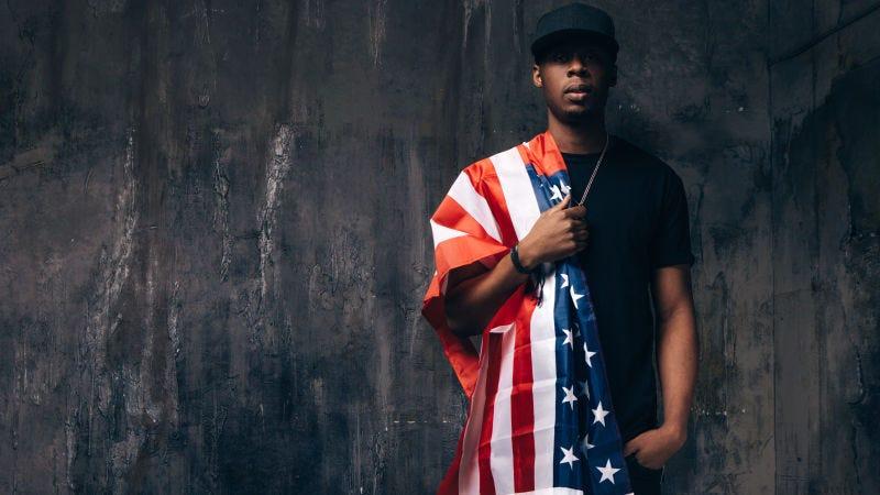 Image result for black patriotism