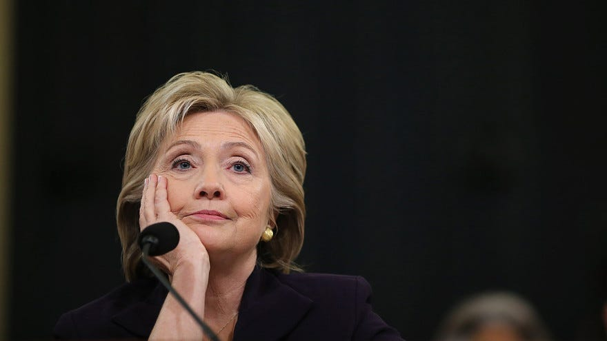 Image result for Hillary was wronged