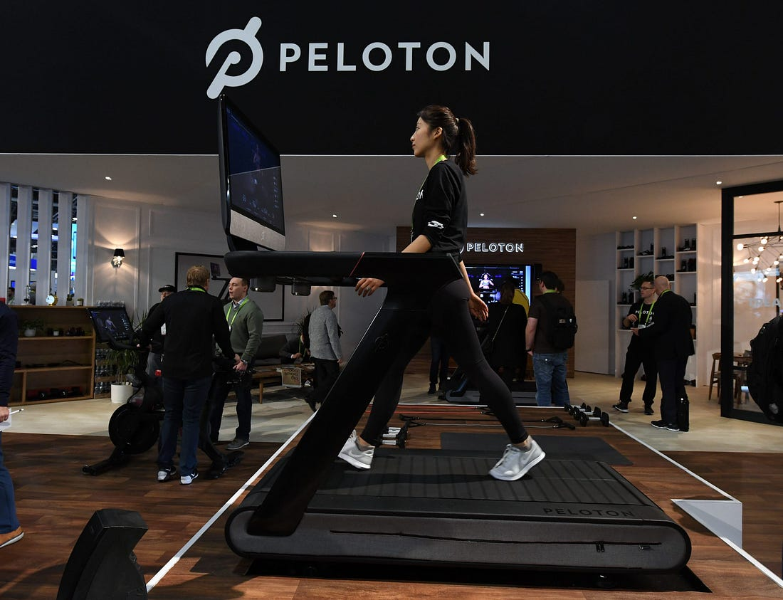 Peloton IPO, Popeyes Sells Out, American Val…