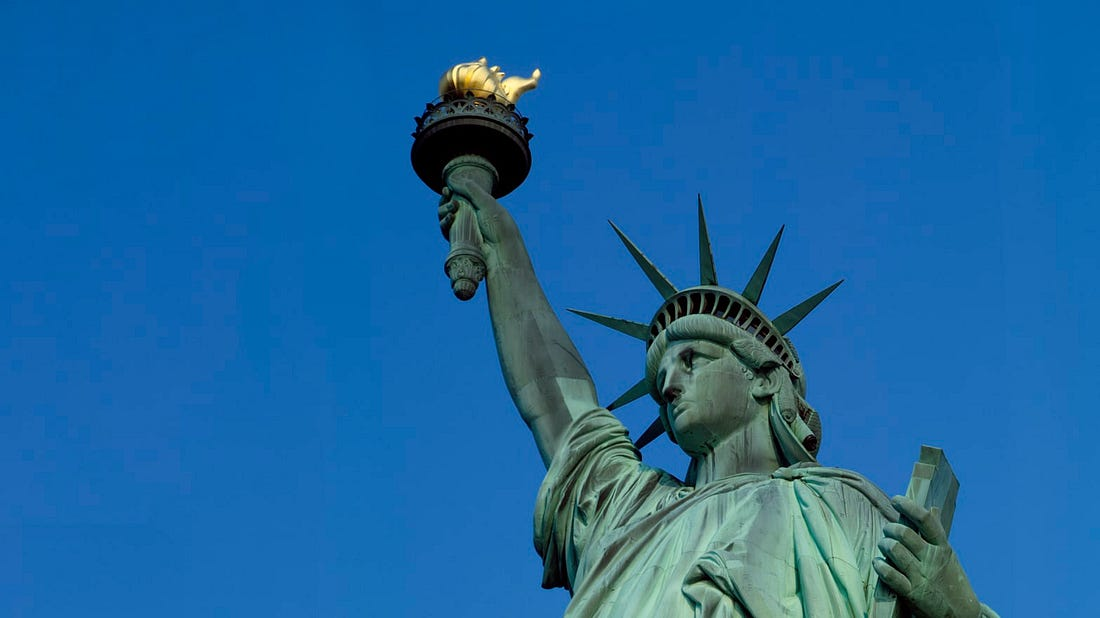 Image result for the statue of liberty