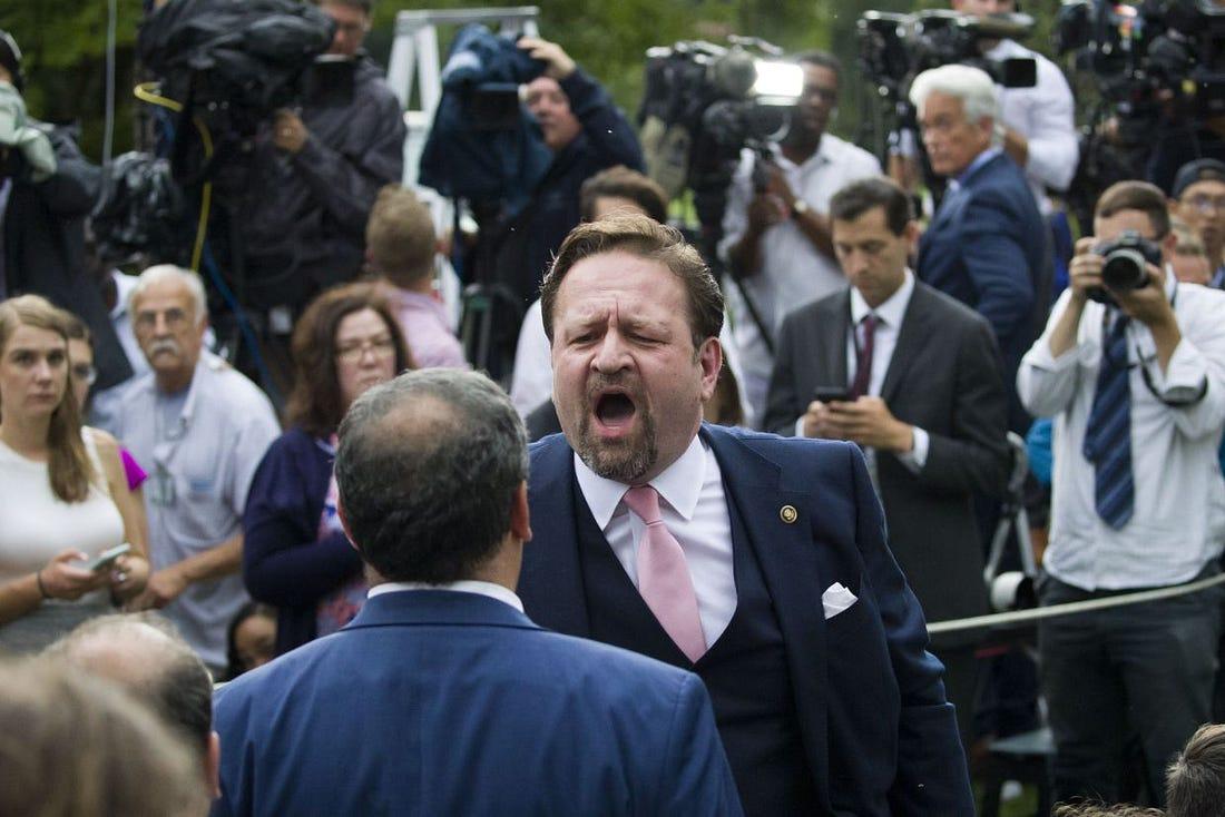 Image result for Gorka white house