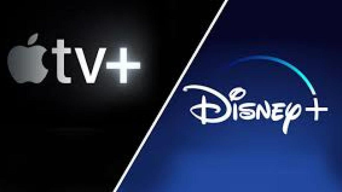 Image result for disney apple streaming