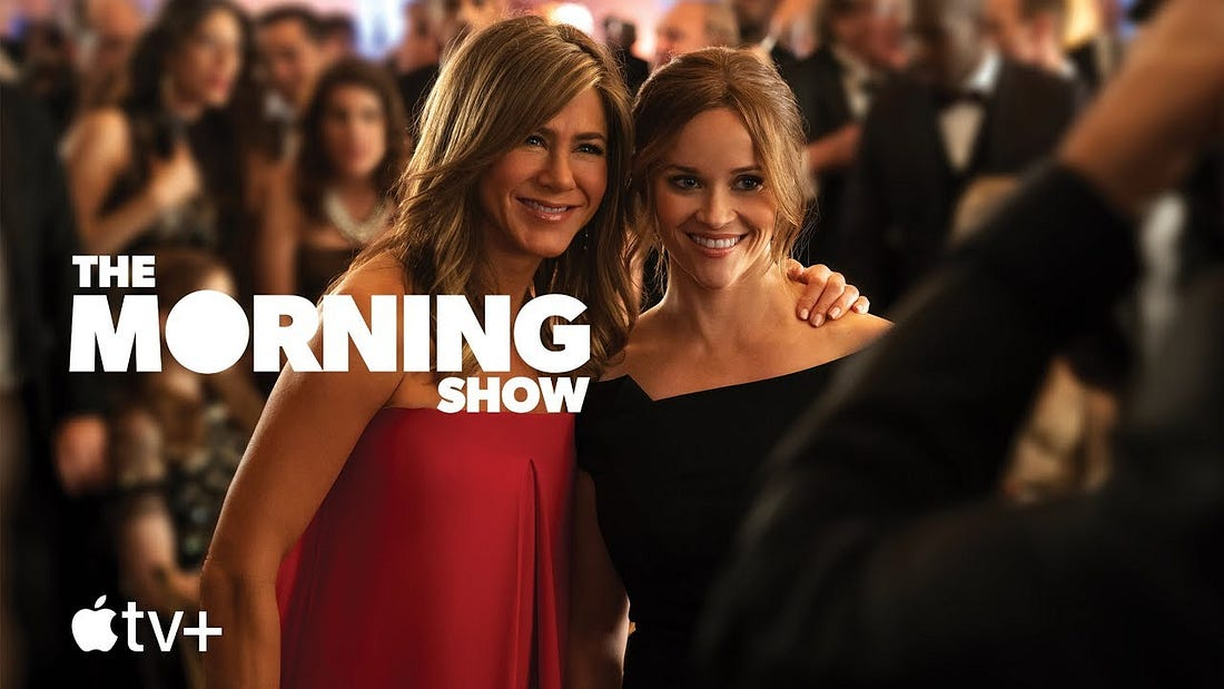 Image result for amazon morning show