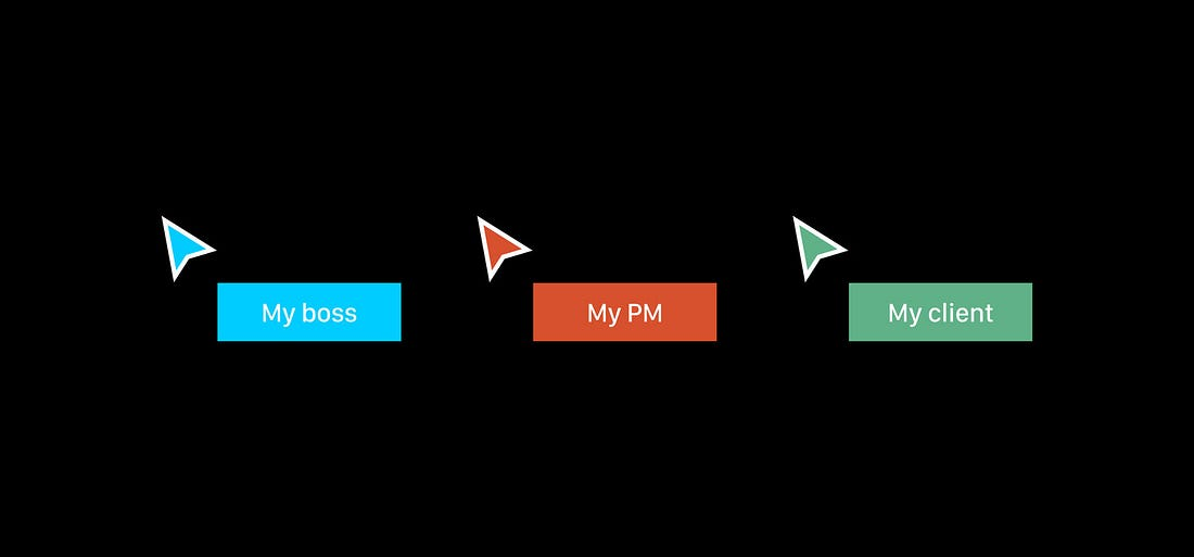 Image-of-multiple-figma-cursors-from-my-boss-my-product-management-and-my-client