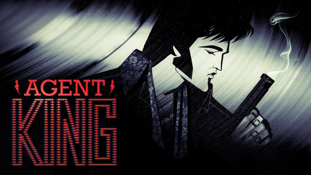 Elvis Presley Agent King