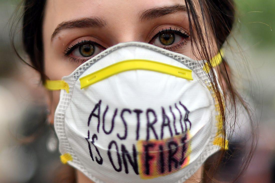 Австралія у вогні: мільярди жертв