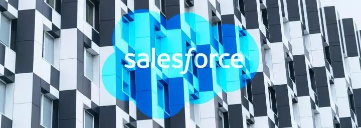 Salesforce introduces blockchain platform based on Hyperledger