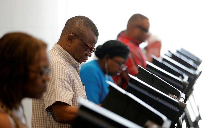 Image result for black voters