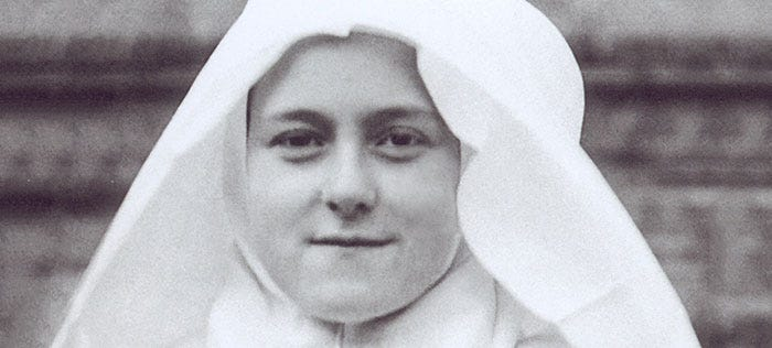 Image result for therese of lisieux