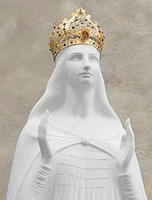 Statue of Our Lady Knock Shrine.jpg