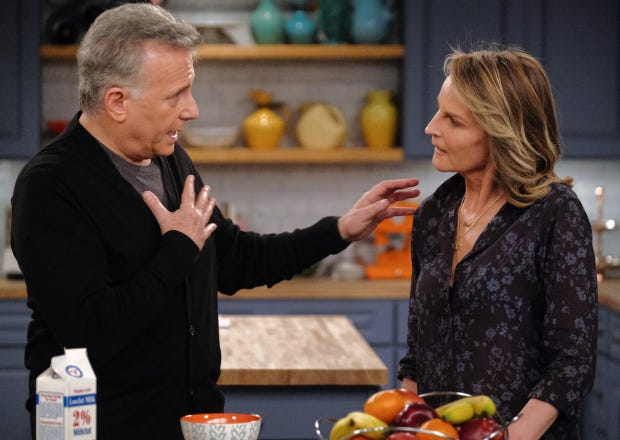 Mad About You Spectrum Revival Paul Reiser Helen Hunt