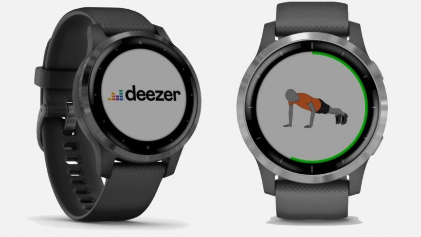 Garmin Vivoactive 4 leaks alongside new Vivomove range
