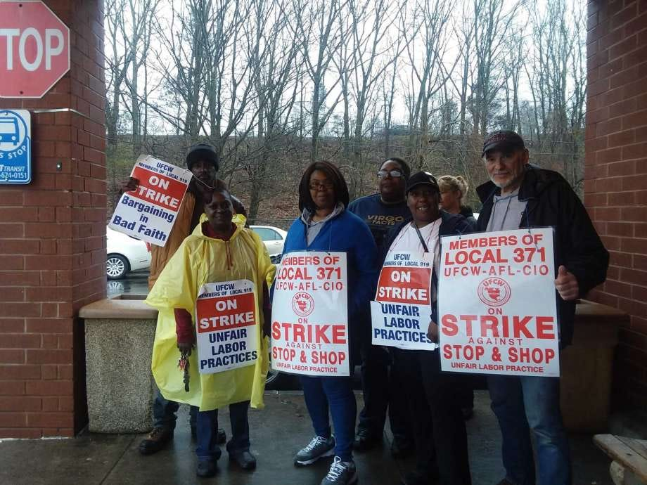 Image result for stop and shop strikers