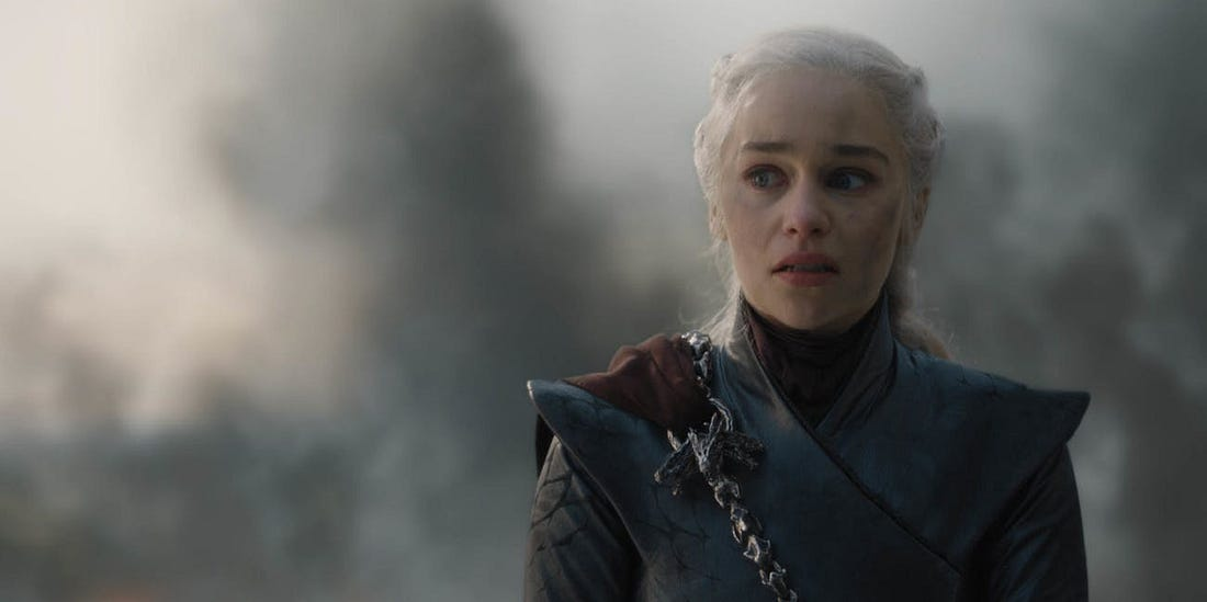 Image result for game of thrones daenerys the bells